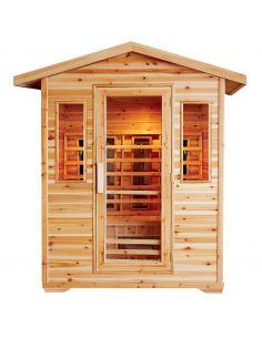 EMANUELA (sauna infrarossi da esterno per 4 persone)