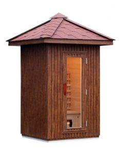BELEN (sauna infrarossi da esterno per 2 persone)