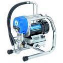 Pompa a pistone Airless LP 500 F, sistema di aspirazione flessibile