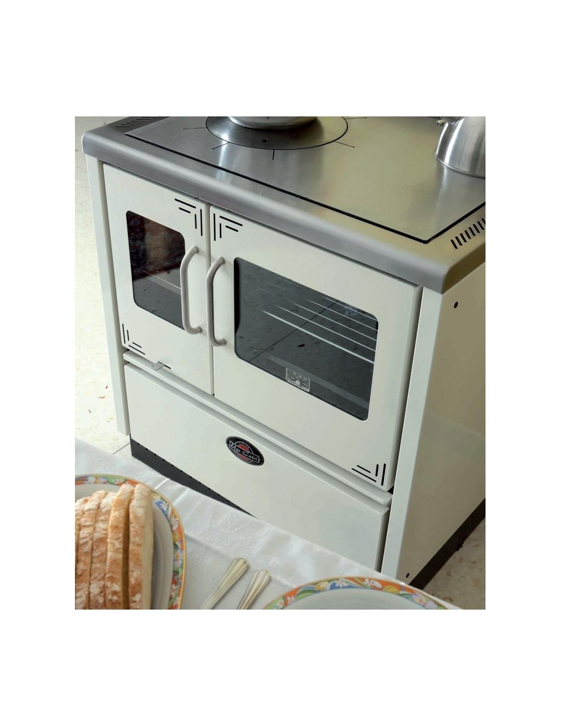 Cucina a legna ugo cadel prima 80 for Ugo cadel termocucine