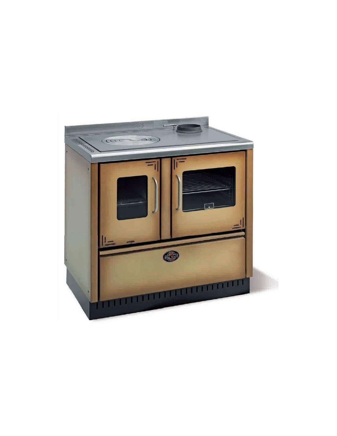 Cucina a legna ugo cadel prima 90 for Ugo cadel termocucine