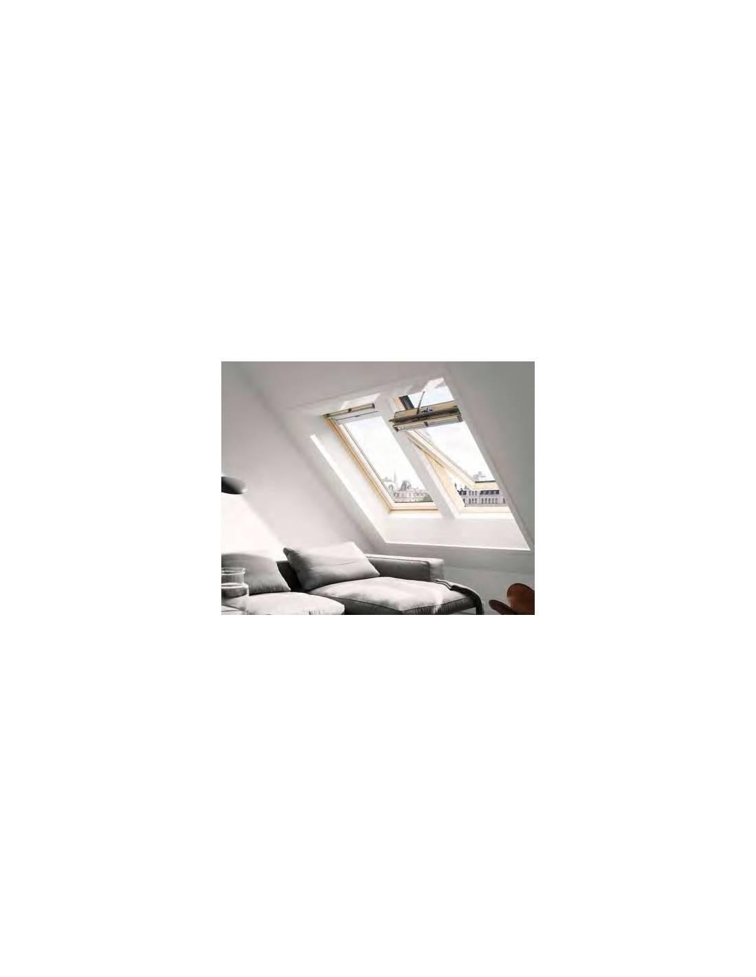 Velux ggl integra solare finestra a bilico solare in for Prezzo velux integra