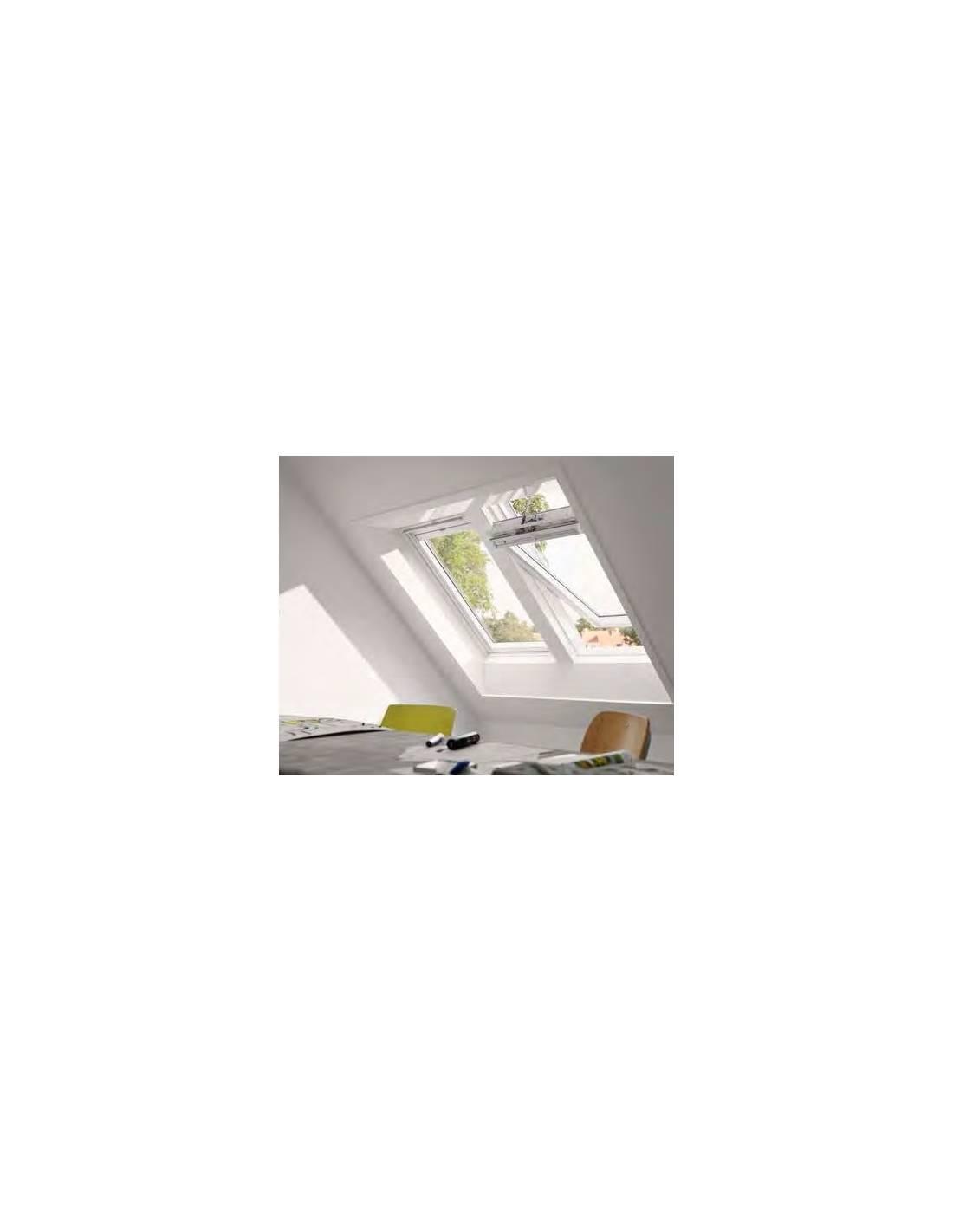 Ggu integra solare finestra a bilico solare in legno e for Prezzo velux integra