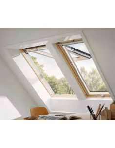 VELUX GPL - Finestra vasistas/bilico manuale in legno naturale - eSAEM.it