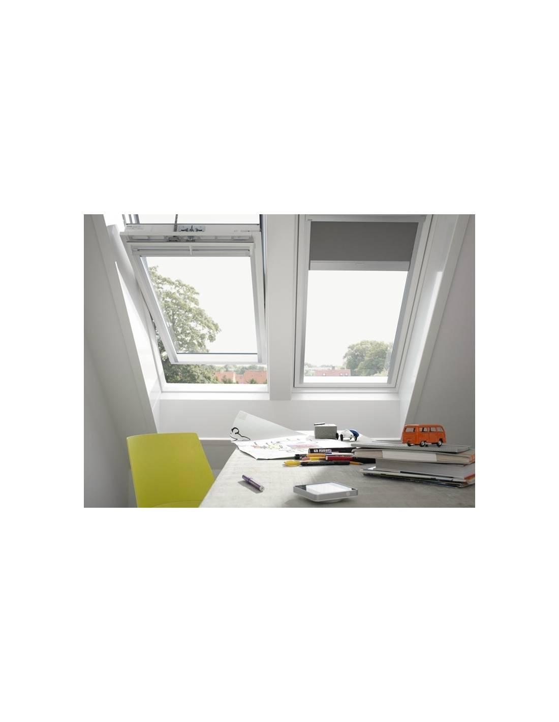 Velux ggl integra elettrica finestra a bilico elettrica for Finestre velux ggl