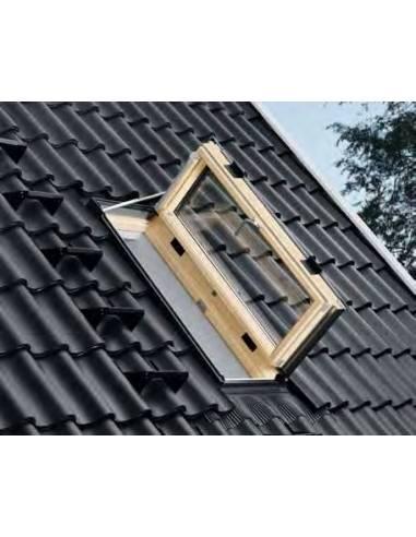 Finestra velux per l 39 uscita sul tetto prezzo scontato for Montaggio velux