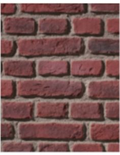 "Pannello Isolante ""Urban Brick"" a incastro - eSAEM.it"