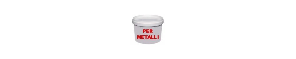 PER METALLI