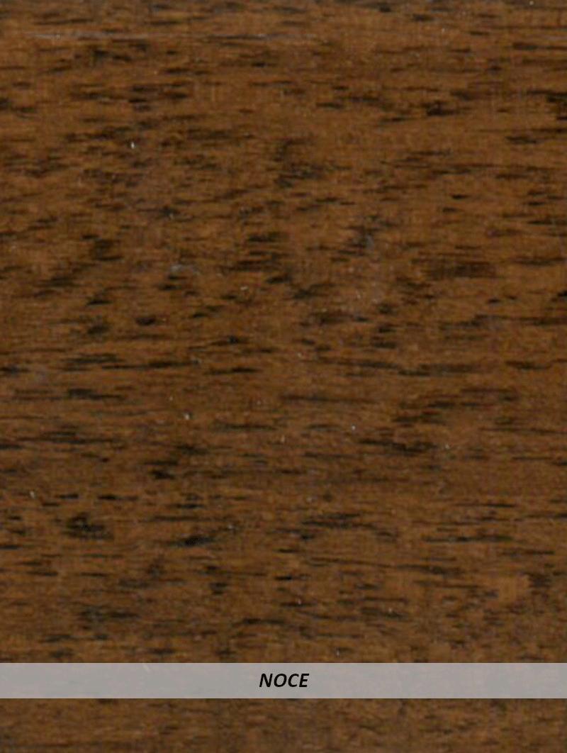 Angolare legno Ayous Noce