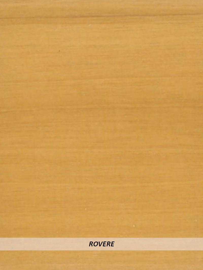 Angolare legno Ayous Rovere