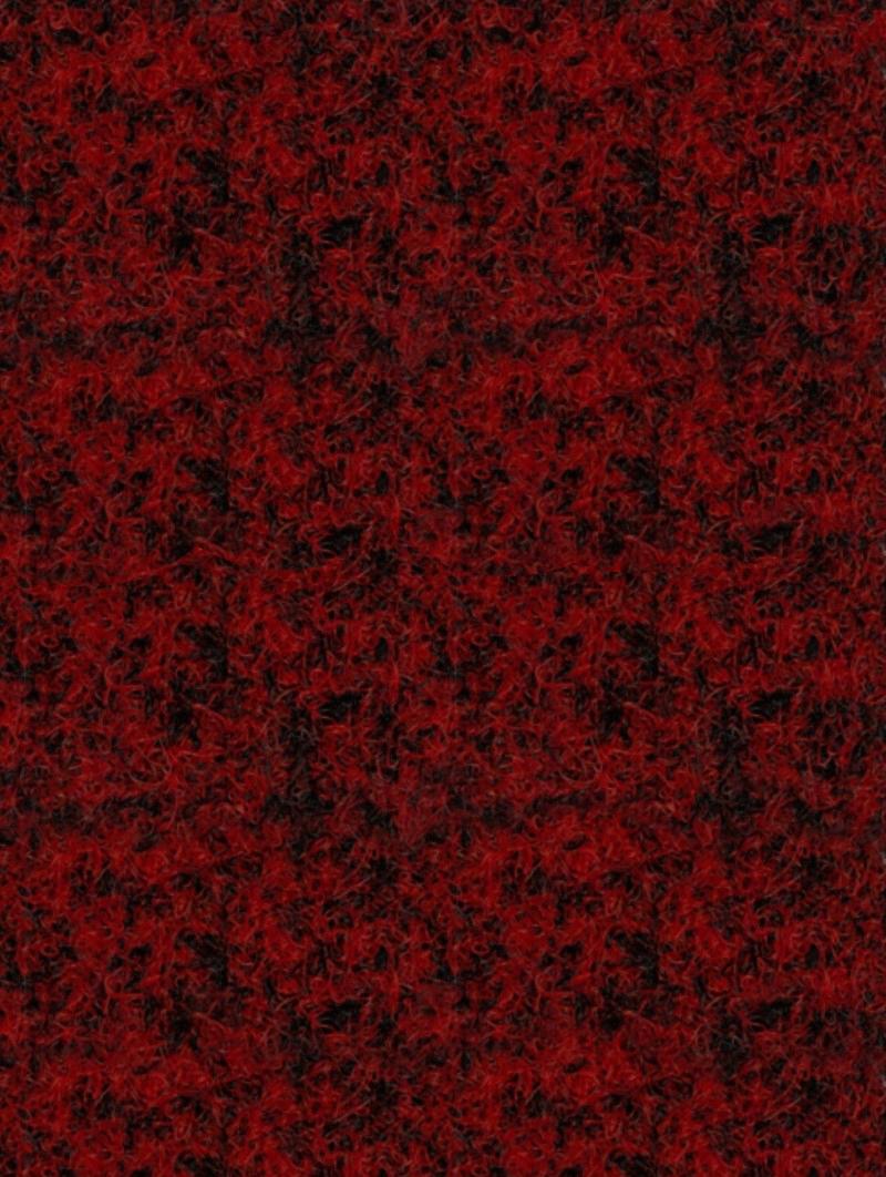 Feltro Agugliato Sonora HDAS Rosso