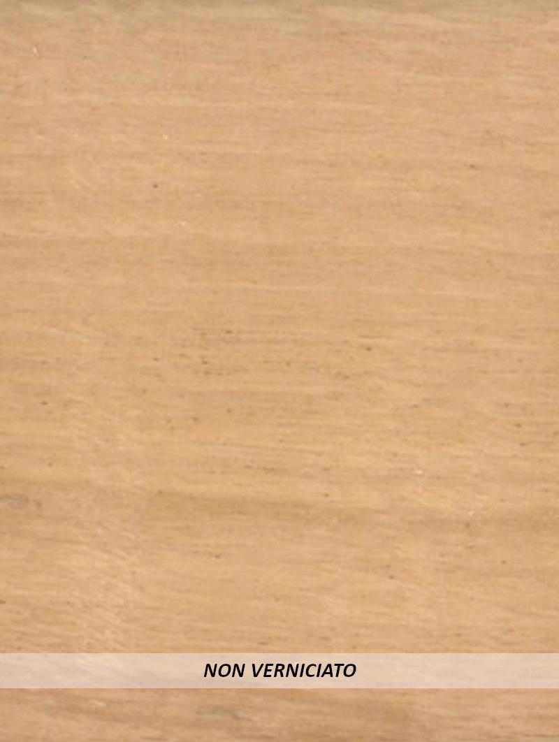 Battiscopa Legno 70x10 Non Verniciato Grezzo