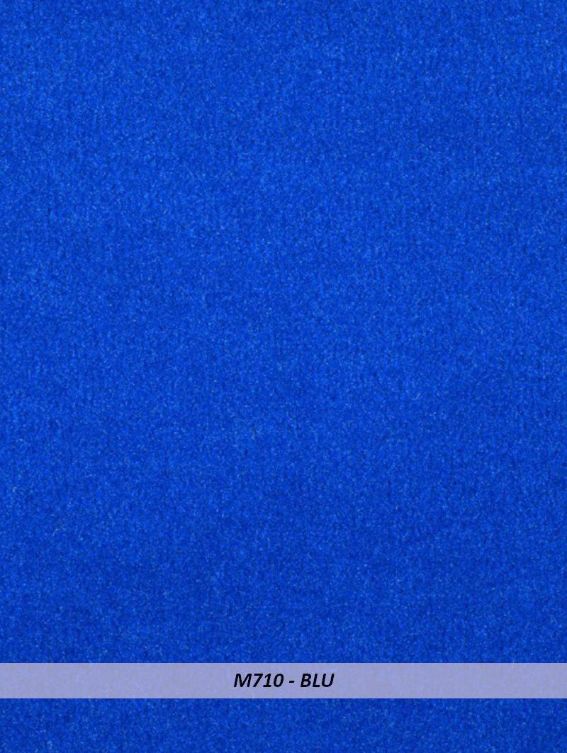 Moquette Velvet Blu