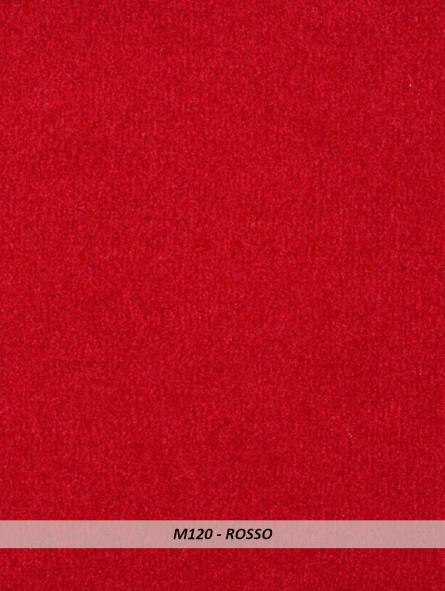 Moquette Velvet Rosso