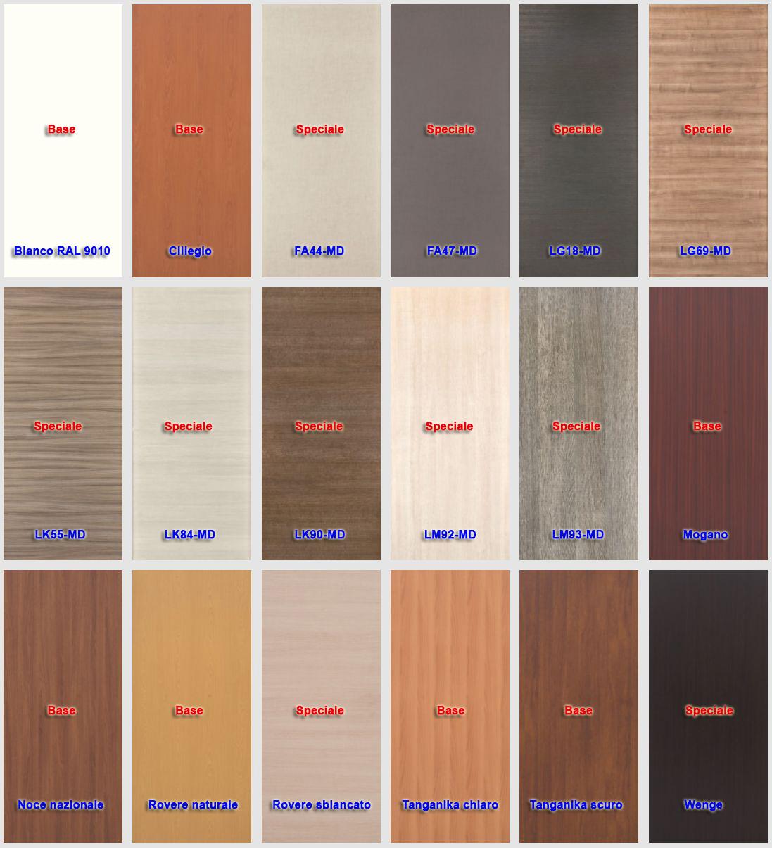 Colori Pannelli Porte Blindate portone blindato ica defender c3 - esaem.it