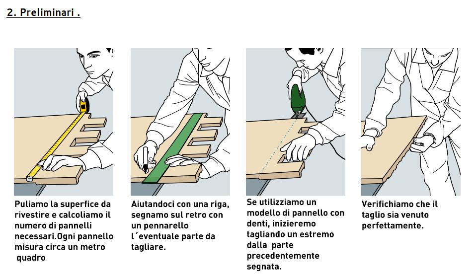 Istruzioni di montaggio - Passo 3
