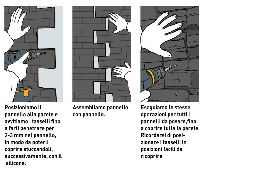 Istruzioni di montaggio - Passo 5