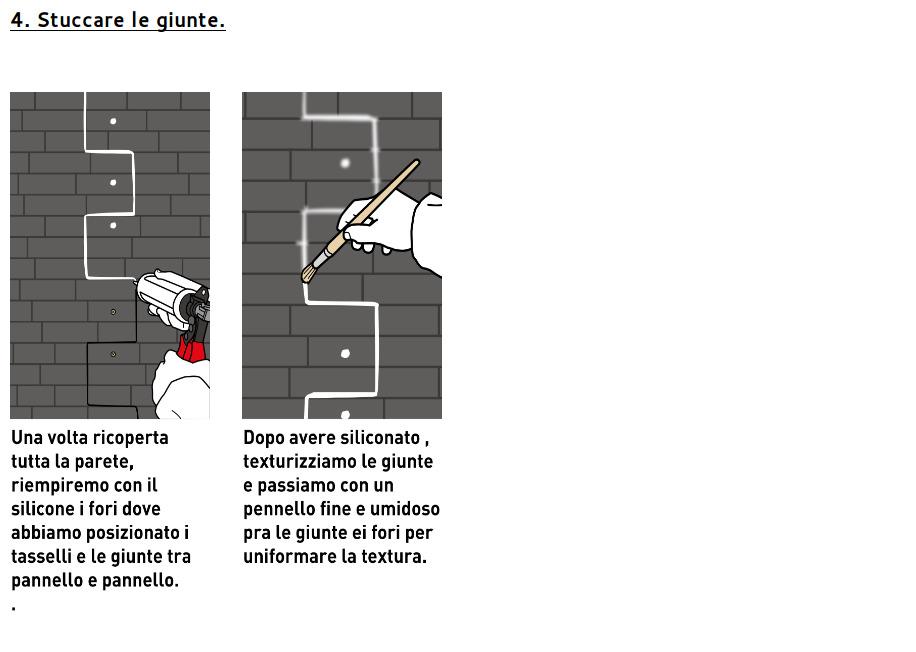 Istruzioni di montaggio - Passo 6