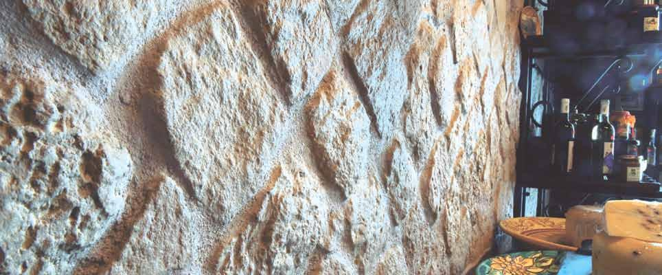Pannello in pietra ricostruita Opus Incertum