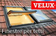 Vendita online edilizia leggera arredamento for Velux finestre assistenza