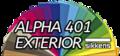 Apri cartella colore ALPHA 401 Exterior