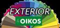 Apri cartella colore EXTERIOR by OIKOS