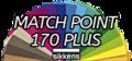 Apri cartella colori SIKKENS Match Point 170 Plus