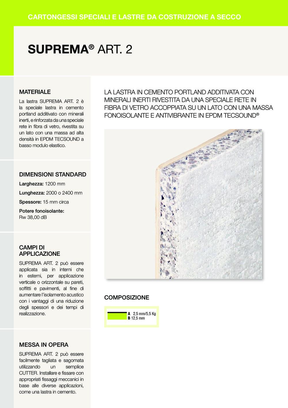 SUPREMA® ART. 2