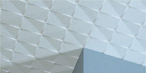 Esempio pannelli in polistirolo per soffitti